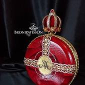 """Эксклюзивный именной клатч """"Red Queen"""""""