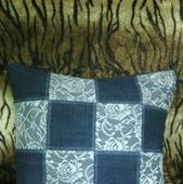 Наволочка на диване уют подушку
