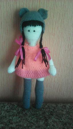 Кукла Элси ручной работы на заказ