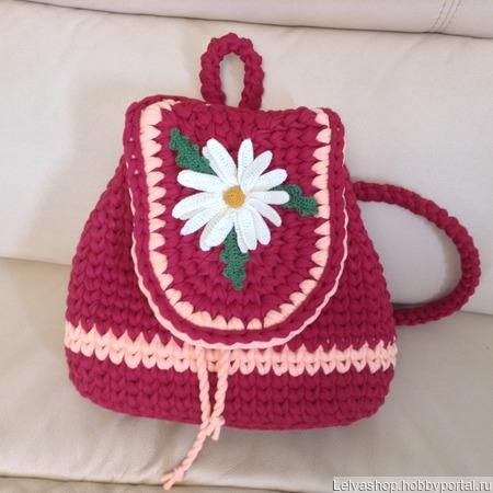 Рюкзак женский ручной работы на заказ
