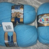 Пряжа для вязания Ализе Ангора