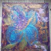 фото: Картины и панно (текстурная паста)