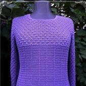 "Пуловер ""Кристалл"""