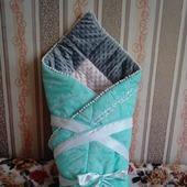 Одеяла-конвертик для вашего малыша