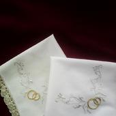 Салфетки для венчания (2 шт.)
