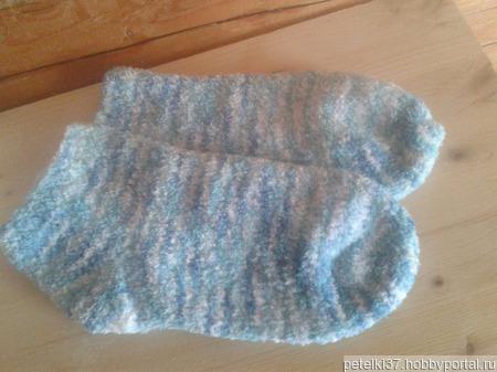 Носки укороченные Softi ручной работы на заказ
