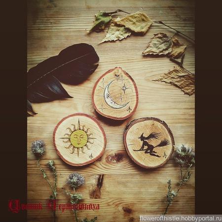 Деревянные подставки под кружку ручной работы на заказ