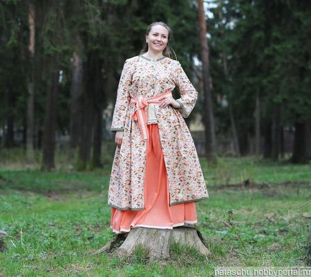 Батистовая юбка из 100% хлопка ручной работы на заказ