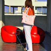 фото: сумка из кожи