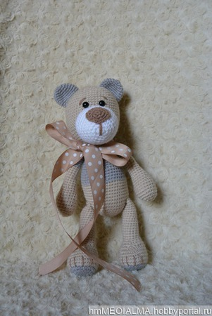 Мишка Топтыжкин ручной работы на заказ