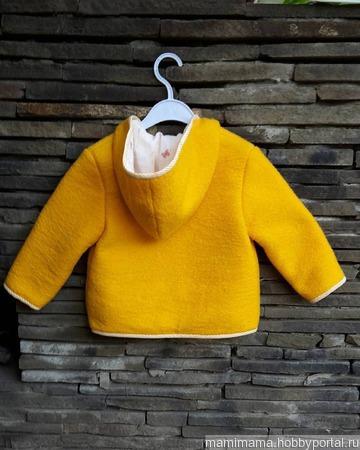 Куртка для малыша ручной работы на заказ