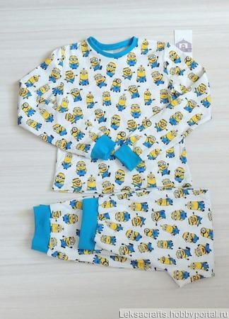 Пижама ручной работы на заказ