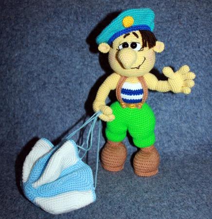 """Набор игрушек """"Защитники Родины"""" на 23 февраля ручной работы на заказ"""