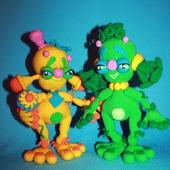 Инопланетяшки Елоу и Грин