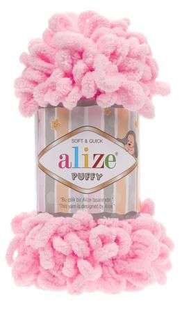 Пряжа Alize Puffy ручной работы на заказ