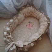 Кокон-гнездышко для новорожденного