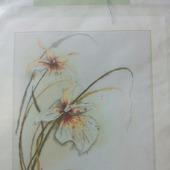 """Набор для вышивания Ланарт 34786 """"Орхидея"""""""