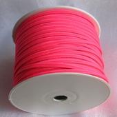 Сутаж греческий розовый неон