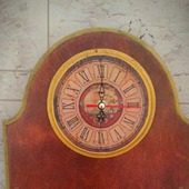 Часы настенные интерьерные