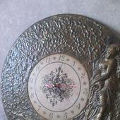 Часы настенные Лесная фея