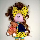фото: Куклы и игрушки (джинса)