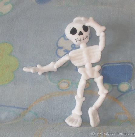 Скелетон Бэрримор ручной работы на заказ