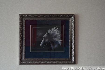 Лунный Конь ручной работы на заказ