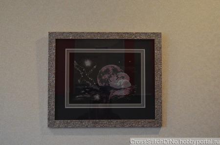 Лунный Лебедь ручной работы на заказ
