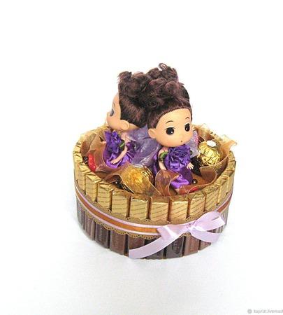 Тортик Бэбичка ручной работы на заказ