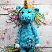 фото: Куклы и игрушки (волшебная лошадка)