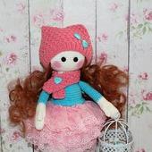фото: Вязаная куколка