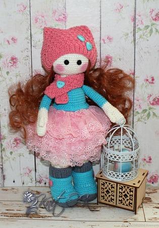 Куколка Тильда ручной работы на заказ