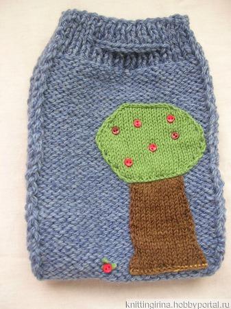 Детская вязанная сумочка. Сумочка для хранения игрушек ручной работы на заказ
