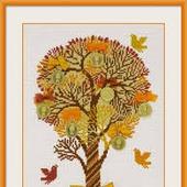 """Набор для вышивания """"Денежное дерево"""""""