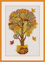"""Набор для вышивания """"Денежное дерево"""" ручной работы на заказ"""