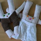 Текстильные кролики