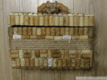Декоративный сундук ручной работы на заказ