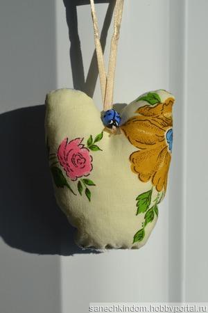 Пасхальный текстиль ручной работы на заказ