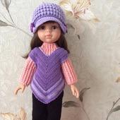 Костюм для куклы Паола Рейн