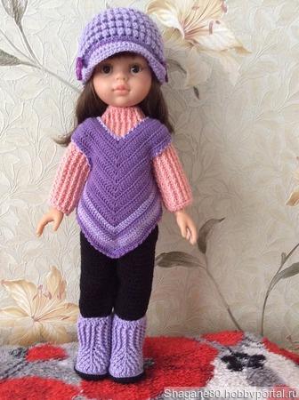 Костюм для куклы Паола Рейн ручной работы на заказ