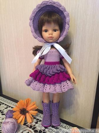 Комплект для куклы ручной работы на заказ