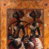 """Ключница """"Африка"""" (2)"""