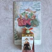 """Панно-подвес для отрывного календаря """"Рождество"""""""