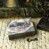 Шкатулка для визиток или колоды карт