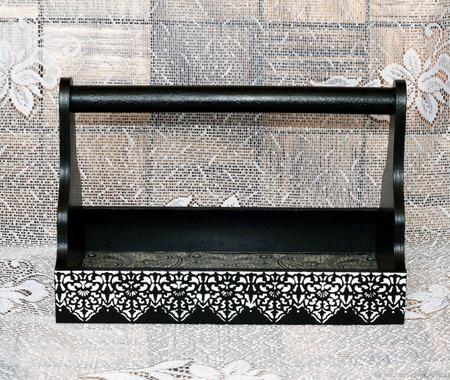 Подставка для специй Кружево ручной работы на заказ