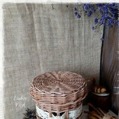 Плетеный короб Подарочный