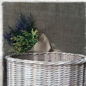Корзина плетеная Для дома