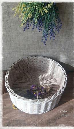 Корзина плетеная Для дома ручной работы на заказ