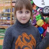 Описание детского свитшота DRAGON