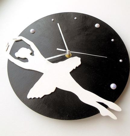 Часы Балет ручной работы на заказ